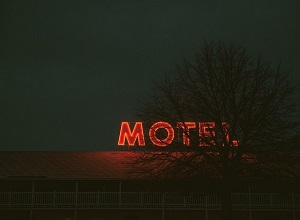Motel in Big Bear Lake